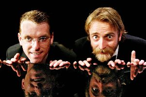 Flanders and Swann tribute show comes to the Stephen Joseph Theatre next month