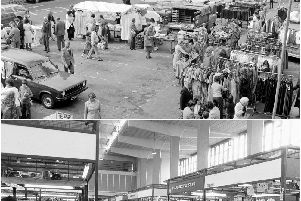 Wakefield market c1979. What do you remember?