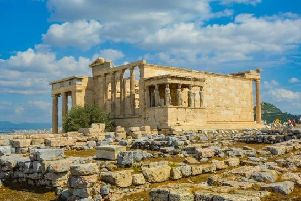 Can you believe it? The popular holiday destination of Athens will top out at just 11 degrees.