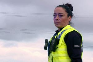 PC Colette Hindle, a patrol officer in Calderdale