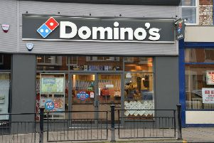 Domino's Pizza has posted a fall in annual profits.  Photo: Anna Gowthorpe/PA Wire