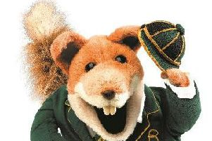 Family entertainer Basil Brush has performed for Princess Diana at Windsor Castle and now the little fox is coming to the Burnley Mechanics for pantomime Beauty and the Beast.