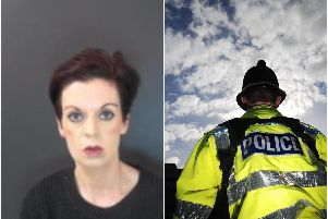 Patricia Robertshaw, 42, was jailed for four years and five months after pretending to have cancer and defrauding the charity she worked for.