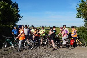Ripon Tandem Club is appealing to keen cyclists to join its team of volunteer front riders and anyone with a disability who would like to enjoy the pleasures of riding a bike.