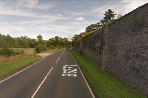 A 58-year-old motorbike driver has died after a crash with a car in North Yorkshire.