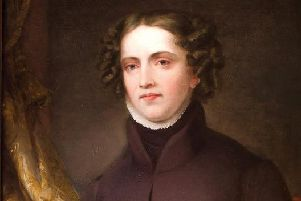 Anne Lister. Picture by Calderdale Museums