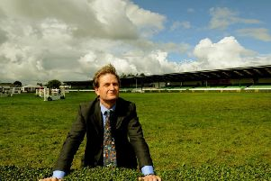 Nigel Pulling, chief executive of the Yorkshire Agricultural Society.