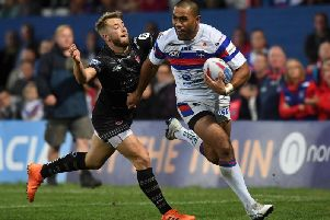 Bill Tupou will undergo surgery and is expected to miss three months.