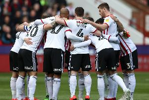 Sheffield United must regroup after losing ground in the race for automatic promotion from the Championship: James Wilson/Sportimage