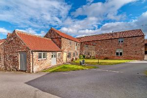 Studforth Grange, Aldborough - �1.15m with Carter Jonas, 01423 523423.