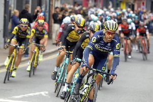 The Tour de Yorkshire comes through Ripon on May 3.