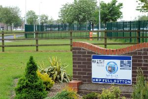 The Independent Monitoring Board said the environment at HMP Full Sutton was generally calm.