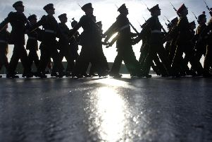 More than 500 junior soldiers from Harrogates Army Foundation College will exercise their Freedom of the Borough on Sunday, when they march through the town in a special commemorative parade.