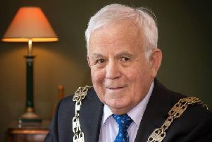 Harrogate Borough Councillor Jim Clark will now chair North Yorkshire County Council.