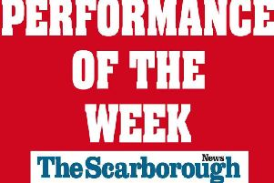 Performance of the Week