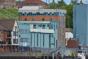 The CoSalt Factory on North Shields Fish Quay which has been earmarked for a new monthly indoor beer and food festival.