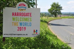 Harrogate welcomes the world this September for the UCI World Cycling Championships.