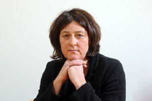 Julia Mulligan, the North Yorkshire Police, Fire and Crime Commissioner. Picture Tony Johnson.