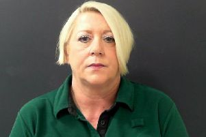 Trina Howards thieving spree came to light when bosses at the Morrisons branch in Hookstone Chase noticed massive shortfalls in takings at the till.