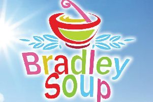 Four entrepreneurs will be pitching ideas at the Bradley Soup event