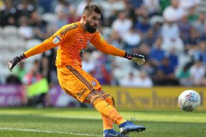 Ipswich Town goalkeeperBartosz Bialkowski's proposed move to Millwall has fallen through after there was a complication with his medical over a long-standing knee injury.