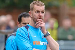 Harrogate Town manager Simon Weaver. Picture: Matt Kirkham