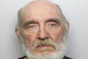 Brookes, 66, had been banned from attending Pinderfields Hospital in 2018.