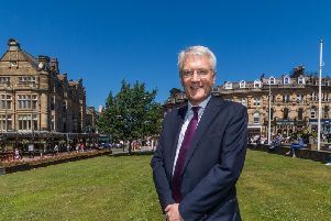 Harrogate and Knaresborough MP Andrew Jones has written an emotional defence of the town.