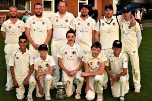 Hunter Cup winners Forge Valley''Photo by Simon Dobson