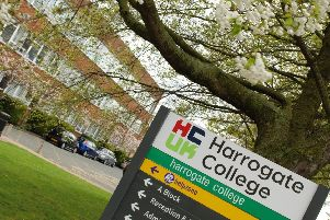 Harrogate College has joined Luminate Education Group, one of the largest education providers in the north.