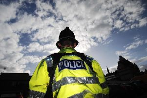 Police officers are appealing for further information following a fight on a train between Preston and Blackburn stations
