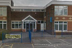 St Robert's Catholic Primary School, Harrogate'Ainsty Road, Harrogate, HG1 4AP'Ofsted rating: 1 Outstanding (Inspected: 05 May 2009)
