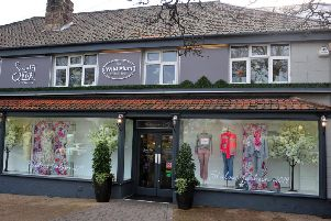 Refurbishment - One of Harrogate's most popular cafes Wild Plum is temporarily closed but Snooty Frox is still open for customers.