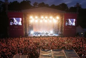 Scarborough Open Air Theatre. PIC: Cuffe and Taylor