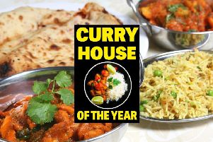 It's time to cast your vote for our Curry House of the Year 2018.
