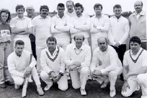 Whiteleas Cricket Club is celebrating its 40th anniversary with a presentation night.