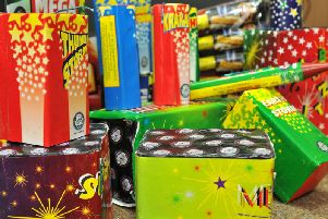 Do you support the sale of fireworks across High Street counters?