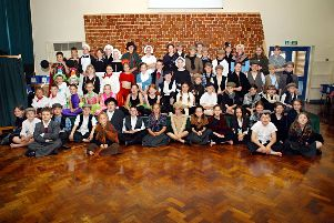 Fens Primary School put on a production of Street Child in 2004. Do you remember it and can you spot anyone you recognise? Email chris.cordner@jpimedia.co.uk.