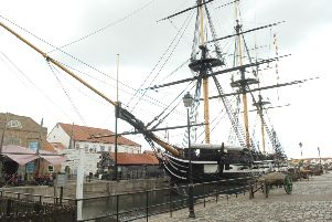 News came through in 1989 that HMS Trincomalee was to be a permanent attraction in Hartlepool.