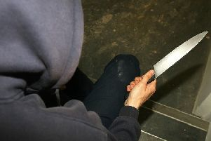 The number of knife-crime thugs in Lincolnshire who reoffend has increased.