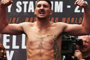 Matty Askin has two fights lined up in the first part of 2019