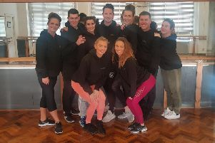 The cast of The Greatest Show for Families which is coming to the Grand Theatre next month. (s)