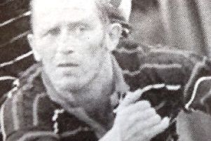 Michael Whittingham who was one of the key players in Rovers' 1999 away win against Gateshead Fell.