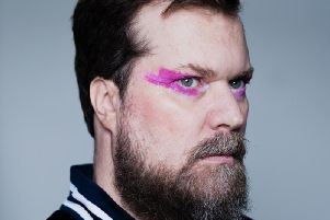 Parts of John Grant's show at The Sage Gateshead resembled a rave.
