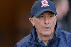 Tony Pulis was left frustrated after Middlesbrough didn't make a single signing on transfer deadline day.
