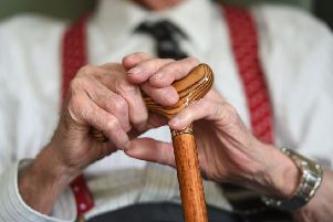 Around 1,800 people aged 65 and over are predicted to be living with dementia in Hartlepool by 2030. Picture: Joe Giddens/PA Wire.