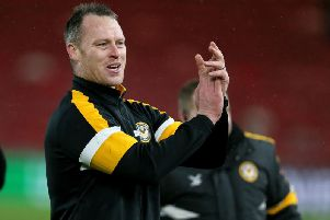 Newport boss Michael Flynn is fully focused on tomorrow's FA Cup clash with Middlesbrough.