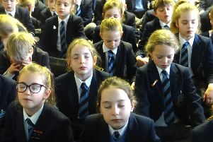 Mindfulness lessons, similar to those enjoyed by Pocklington Prep School pupils, are to be trialled across the country.