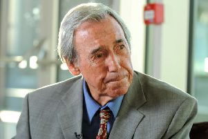 Former England Goalkeeper Gordon Banks is regarded as one of the game's greatest and is perhaps best known for his wonder save from Pele during the 1970 World Cup against Brazil.