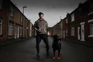 The Skint Britain: Friends Without Benefits show aired on Channel 4 on Wednesday. Picture: Channel 4.
